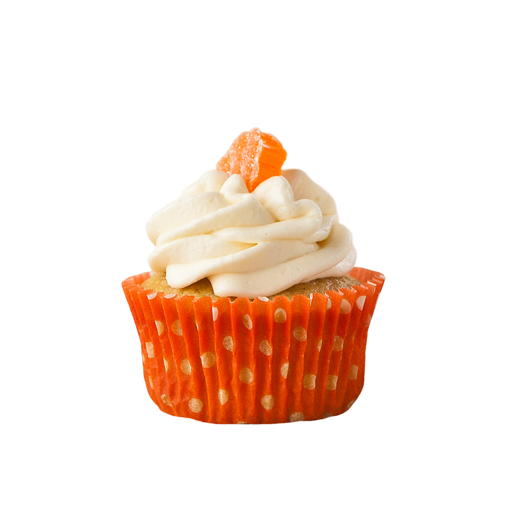 Orange Cupcake by bubupoodle on DeviantArt