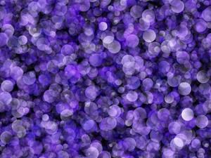Bokeh seamless purple background lights