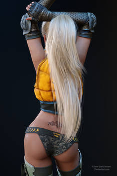 Sexy Badass