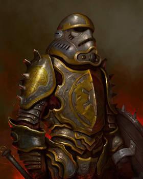 Medieval Stormtrooper