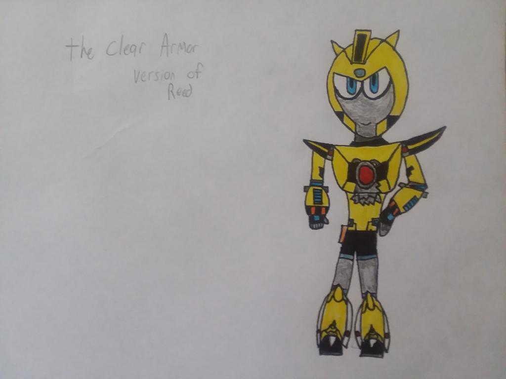 Clear Armor Reed by JSMRACECAR03