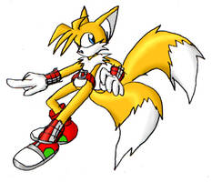 Mobius Dreaming: Tails color. by Terrichance