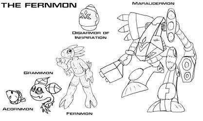 The Fernmon Line: Ref