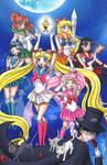 Sailor Moon Infinity