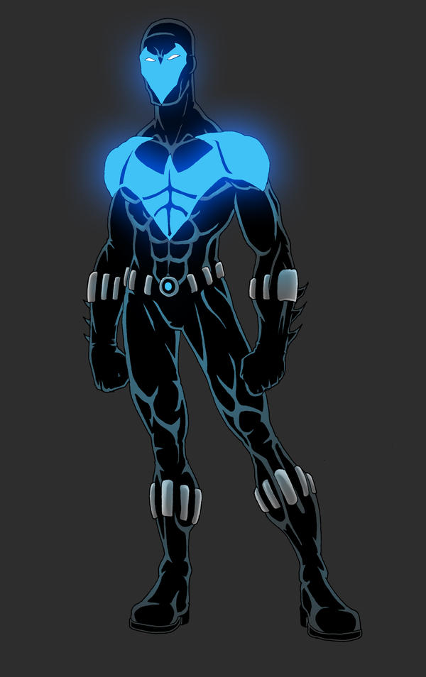 Nightwing Beyond Colors by shadowvaporz on DeviantArt