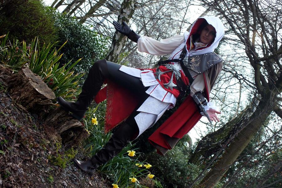 Assassin's Creed - Ezio Auditore da Firenze by blademaster57