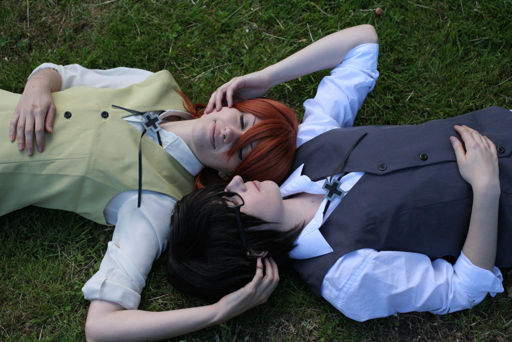 K Project - Lie with Me by blademaster57