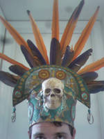 Mayan Headdress by EidolonChaos