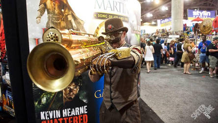 Phoenix Comic Con 2014 Mitch B.