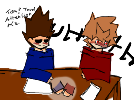 30 Days TomTord - Day 1 by Sterensonne