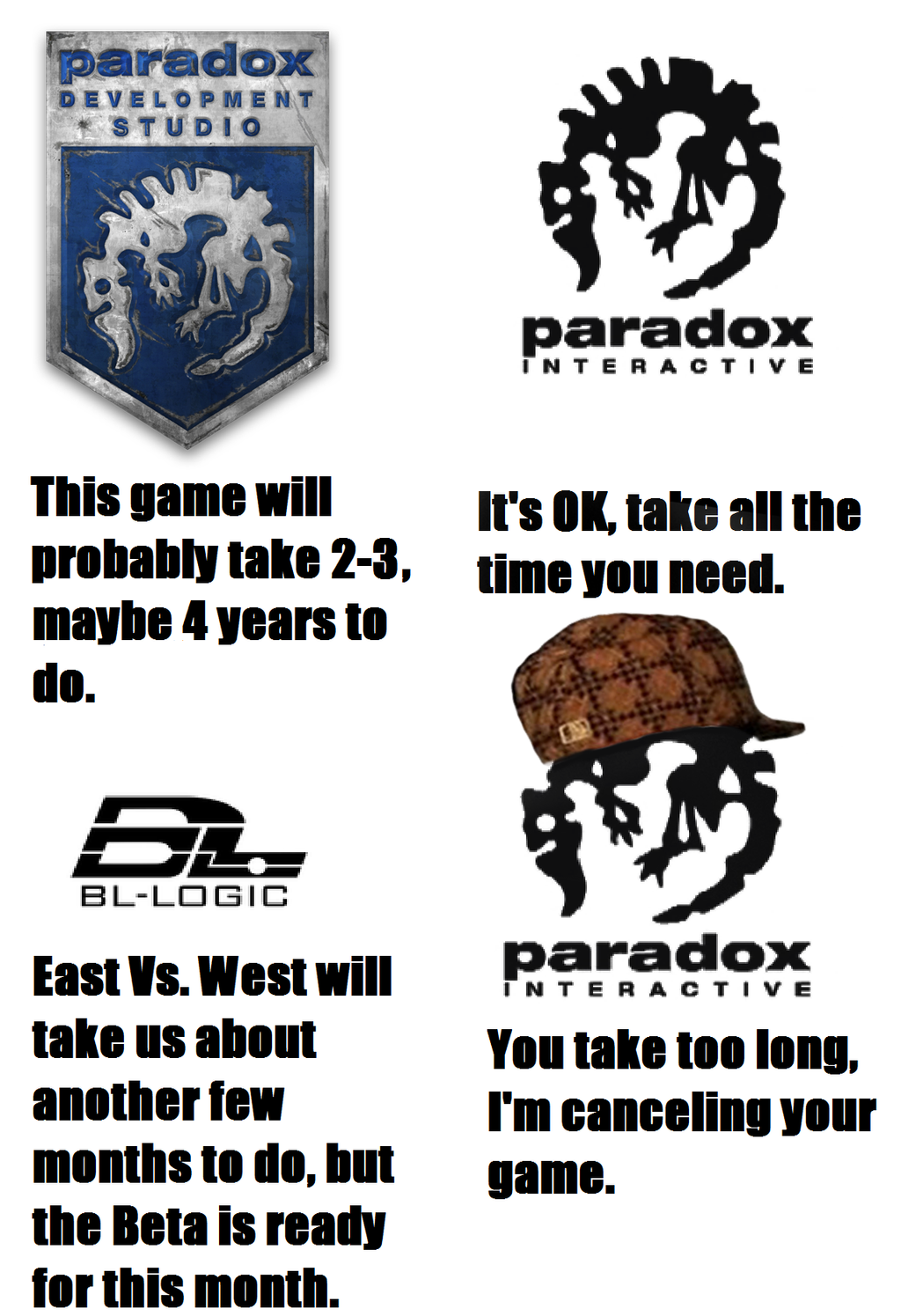 pds_vs__bl_l__a_paradox_interactive_meme_by_darkspysrival d7s9kox pds vs bl l a paradox interactive meme by alexfrd on deviantart,Interactive Memes
