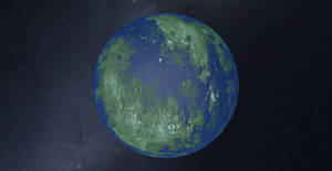 Universe Sandbox 2 - Terraformed Uranus