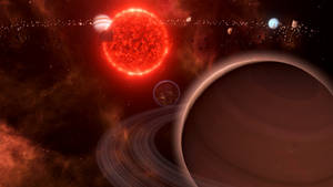 Stellaris - Red Giant by AlexFRD
