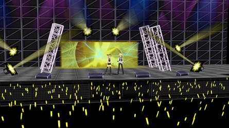 PD Mikikata No Shou Concert Stage Finished