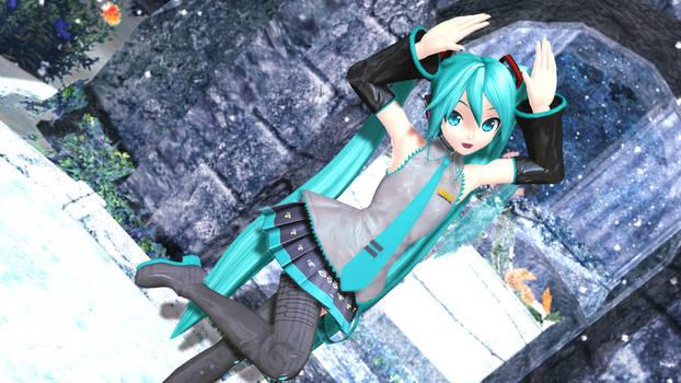 PDA-Like Hatsune Miku DL