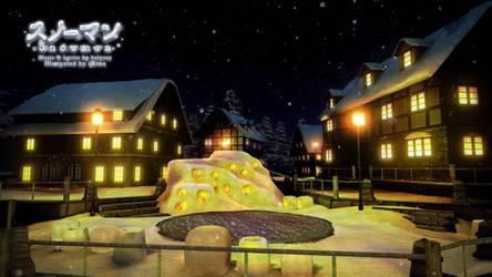 MMD PDFT Snowman Stage 1 Download
