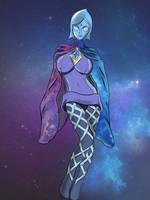 Fi - 2 - original costume -Zelda: Skyward sword by MagsDigital