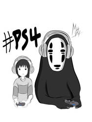 Spirited away #ps4