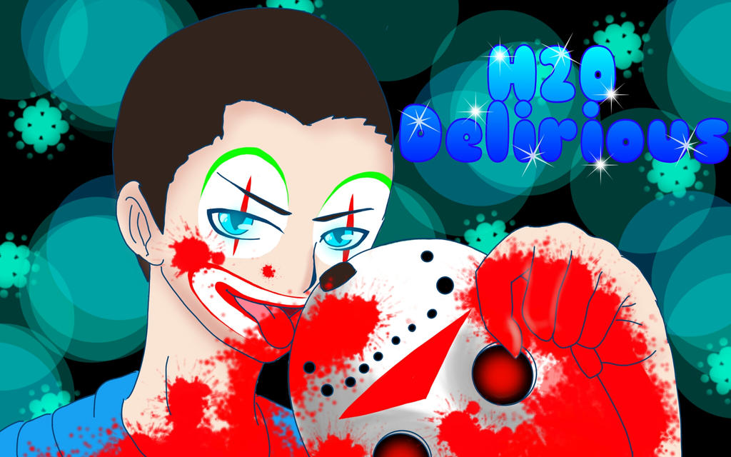 H20 Delirious by SunnyStorm143 on DeviantArt H20 Delirious Drawings