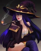 Goblin Slayer - Witch by basotahuikan