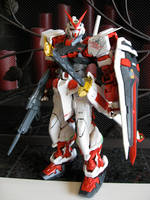 Gundam Seed Red Frame AstrayPG by the-wizard-knight