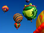 Reno Balloon races P2 by The-Ice-Phoenix