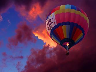 Reno Balloon races P5 by The-Ice-Phoenix
