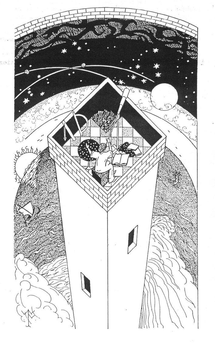 Meneldur, king of Numenor by galadhorn