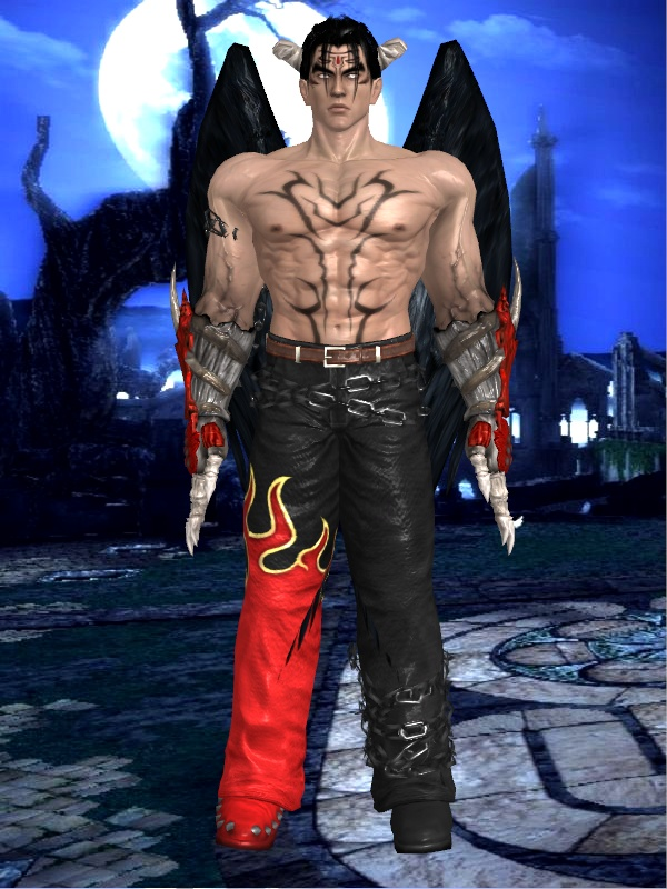 Devil Jin Tekken Tag Tournament 2 By Kammymods On Deviantart