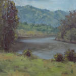Lake Solano In Spring by Brandon-Schaefer