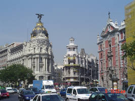 Madrid by Kelinha