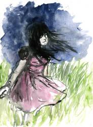 Windy hill by Yolko