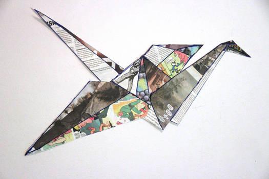 Collage crane