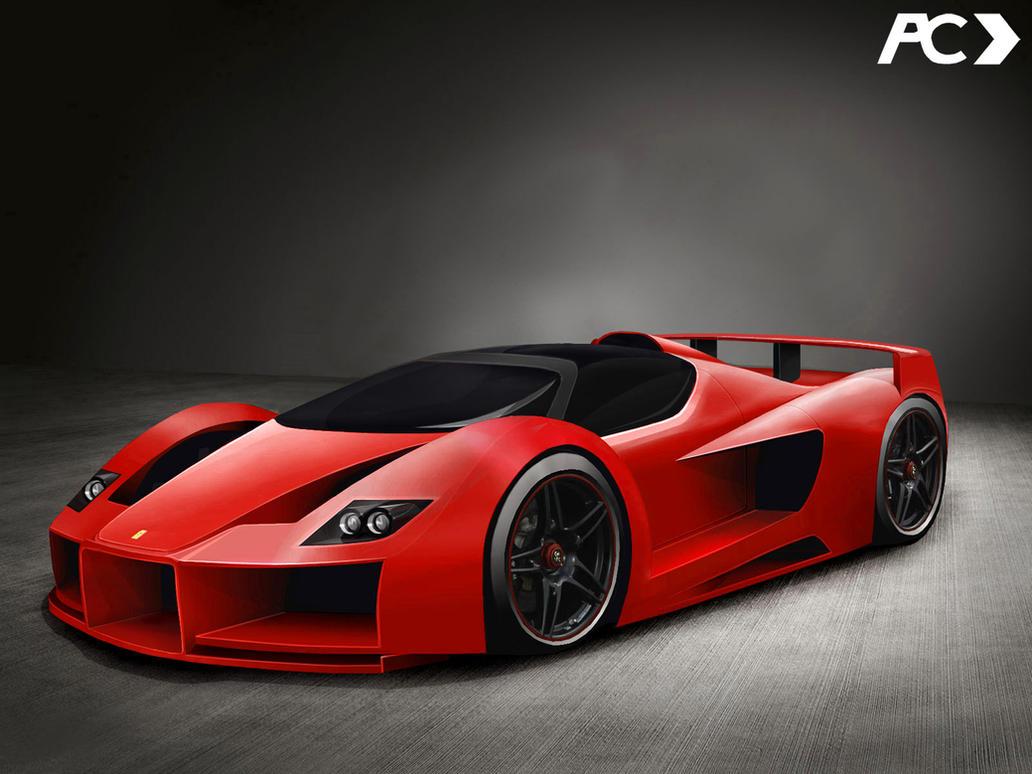 Ferrari F60 LM by Aaronp92988 on DeviantArt