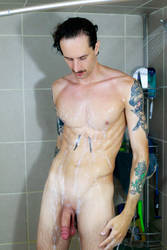 shower by hierophant5