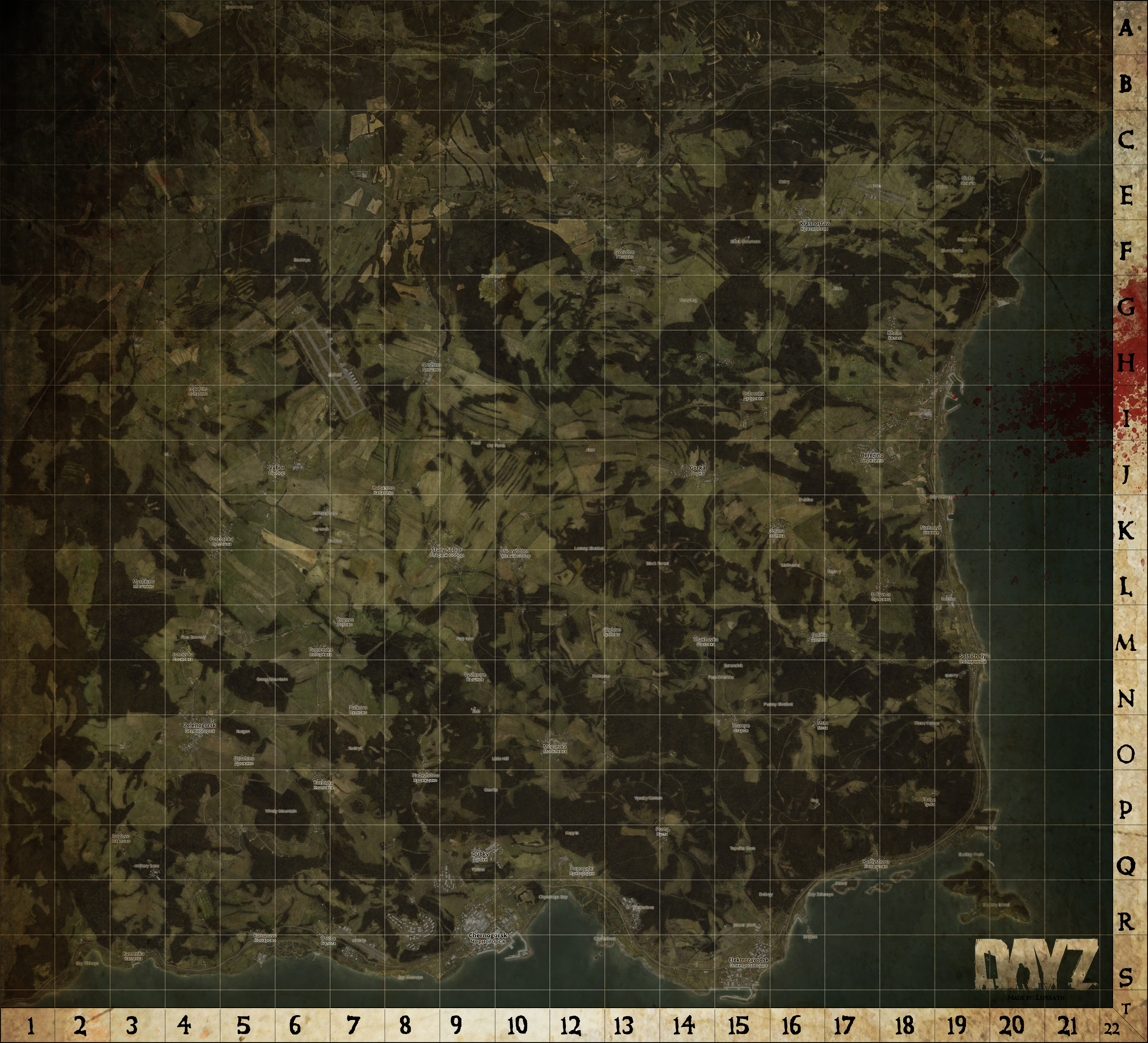 Dayz standalone оружие - 90c56