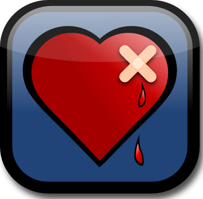 Bleeding Heart Icon