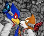 Magnet - Falco x Fox