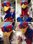 My Falco Lombardi cosplay (4)