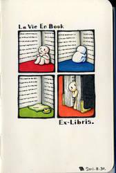 Ex-libris by rubyruby0729