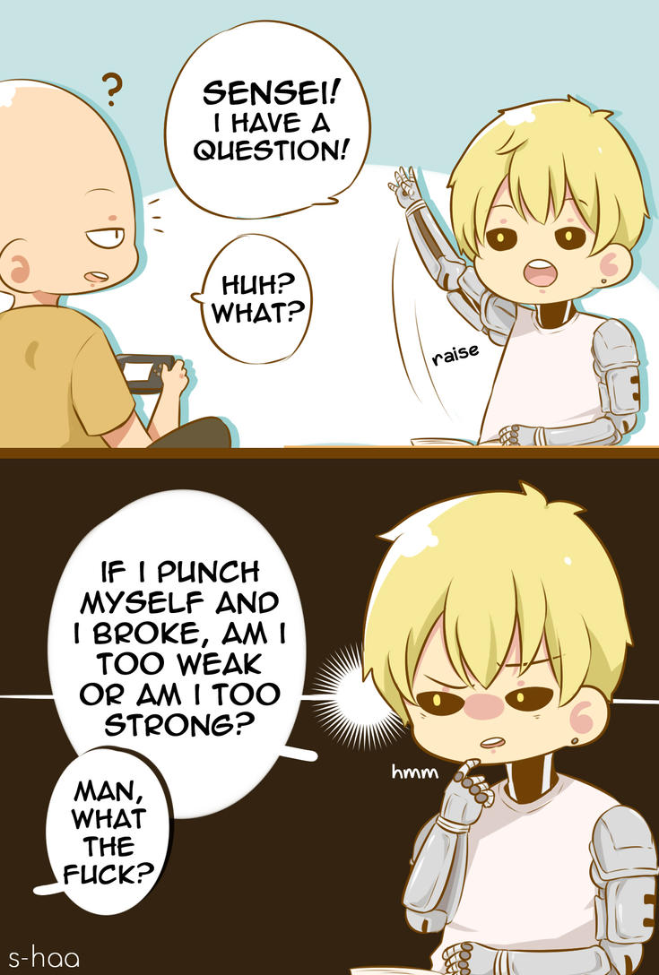 Genos why by s-haa