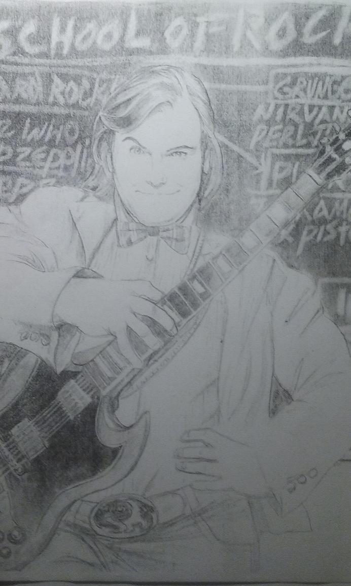 School of Rock by DILDYHEART