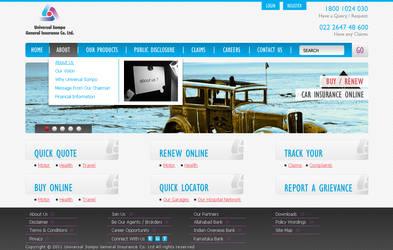 Univesal Sompo Gen. Insurance by crazyfcuker