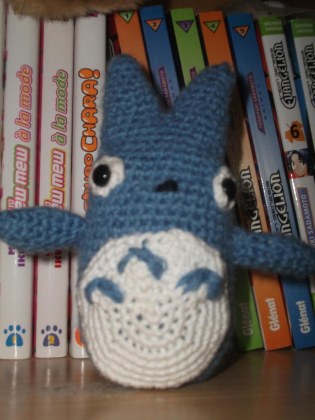 Blue Totoro