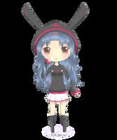 deviantID Chibi by Kurumichi