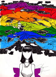 Imagine Dragons by ShiryuOgalunn