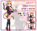 [OPEN] ADOPT AUCTION CODE : RED - #002 by vvapordrips