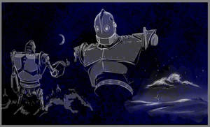 Iron Giant by DoodlesandDaydreams