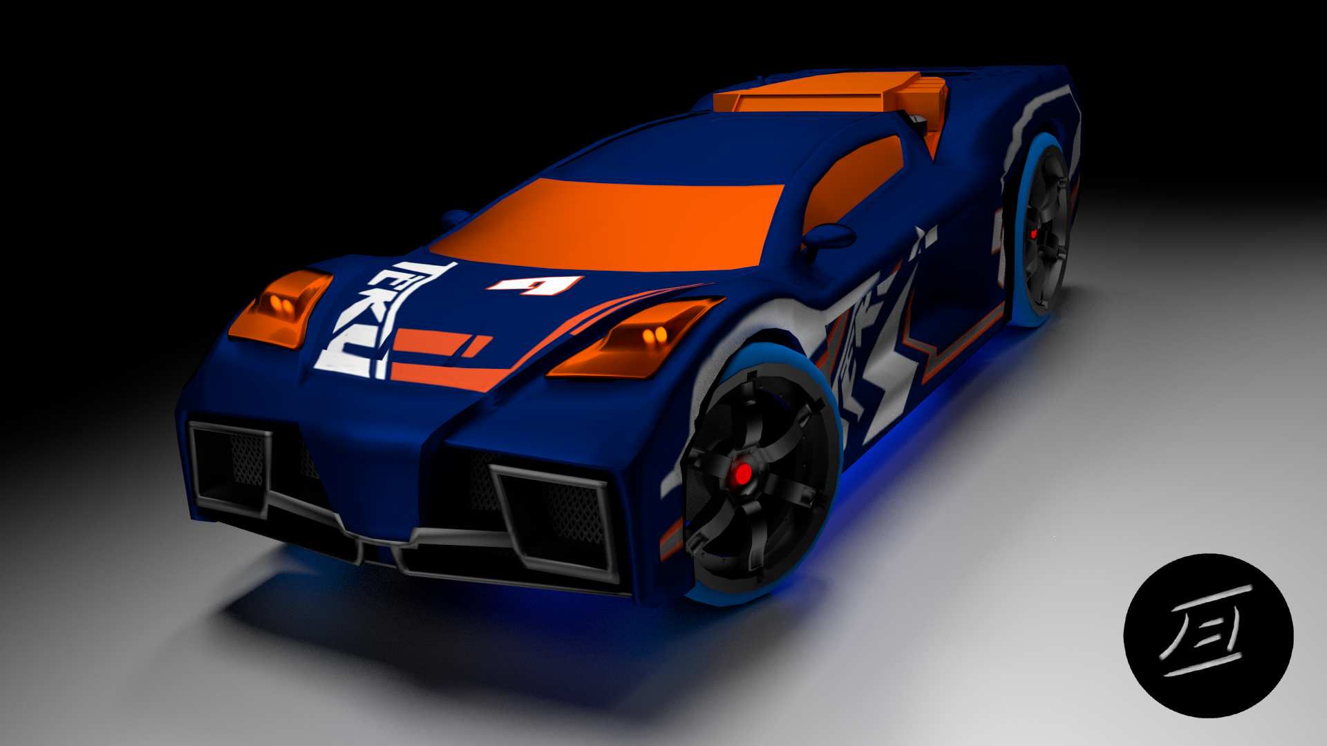 AcceleRacers Reverb Front by Xceptre on DeviantArt