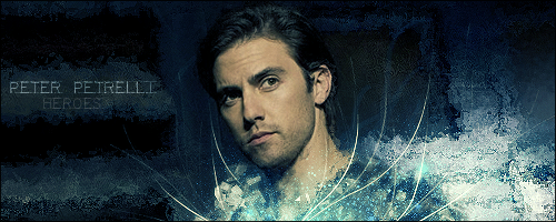 Heroes - Peter Petrelli by Andre99